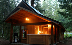 Exceptional Rainier Cabin »
