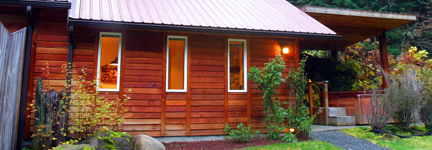 Marvelous Almost Paradise Mt. Rainier Lodging | Mount Rainier Vacation Cabin Rentals  | Romantic Mt. Rainier Cabins | Washington Cabin Rentals And Lodging |  Ashford ...